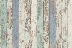 95914-1 cikkszámú tapéta.Absztrakt,dekor tapéta ,fa hatású-fa mintás,különleges felületű,barna,bézs-drapp,kék,vajszín,zöld,súrolható,illesztés mentes,vlies tapéta