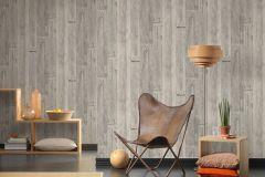 95931-1 cikkszámú tapéta.Dekor tapéta ,fa hatású-fa mintás,különleges felületű,bézs-drapp,szürke,zebra,súrolható,vlies tapéta