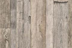 95931-2 cikkszámú tapéta.Absztrakt,fa hatású-fa mintás,különleges felületű,barna,bézs-drapp,szürke,súrolható,vlies tapéta
