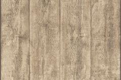 7088-16 cikkszámú tapéta.Fa hatású-fa mintás,barna,bézs-drapp,súrolható,illesztés mentes,vlies tapéta