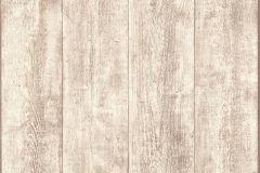 7088-30 cikkszámú tapéta.Fa hatású-fa mintás,barna,bézs-drapp,súrolható,illesztés mentes,vlies tapéta