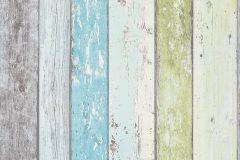 8550-77 cikkszámú tapéta.Fa hatású-fa mintás,fehér,kék,lila,szürke,zöld,súrolható,illesztés mentes,vlies tapéta