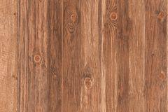 9086-29 cikkszámú tapéta.Fa hatású-fa mintás,barna,súrolható,illesztés mentes,vlies tapéta