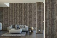 95405-1 cikkszámú tapéta.Fa hatású-fa mintás,barna,szürke,súrolható,vlies tapéta