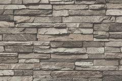 95833-1 cikkszámú tapéta.Kőhatású-kőmintás,barna,bézs-drapp,vajszínű,súrolható,vlies tapéta