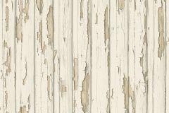 95883-1 cikkszámú tapéta.Fa hatású-fa mintás,barna,bézs-drapp,fehér,vajszínű,súrolható,illesztés mentes,vlies tapéta