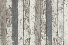 95914-2 cikkszámú tapéta.Fa hatású-fa mintás,barna,bézs-drapp,fehér,szürke,súrolható,illesztés mentes,vlies tapéta