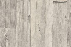 95931-1 cikkszámú tapéta.Fa hatású-fa mintás,szürke,súrolható,vlies tapéta
