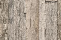 95931-2 cikkszámú tapéta.Fa hatású-fa mintás,barna,bézs-drapp,súrolható,vlies tapéta