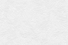 3303-21 cikkszámú tapéta.Absztrakt,egyszínű,fehér,lemosható,illesztés mentes,papír tapéta