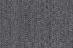3443-35 cikkszámú tapéta.Egyszínű,textil hatású,fekete,lemosható,illesztés mentes,vlies tapéta