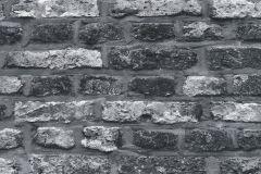 36281-2 cikkszámú tapéta.3d hatású,fotórealisztikus,kőhatású-kőmintás,fekete,szürke,súrolható,vlies tapéta