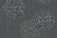 93791-1 cikkszámú tapéta.Geometriai mintás,fekete,szürke,lemosható,illesztés mentes,vlies tapéta