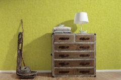 32261-5 cikkszámú tapéta.Különleges felületű,sárga,zöld,súrolható,illesztés mentes,vlies tapéta