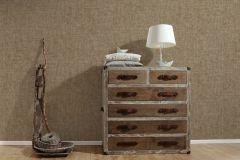 32261-7 cikkszámú tapéta.Különleges felületű,barna,súrolható,illesztés mentes,vlies tapéta