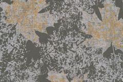 32264-3 cikkszámú tapéta.Különleges felületű,metál-fényes,természeti mintás,barna,narancs-terrakotta,szürke,súrolható,vlies tapéta