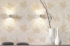 32264-4 cikkszámú tapéta.Különleges felületű,metál-fényes,természeti mintás,barna,bézs-drapp,vajszín,súrolható,vlies tapéta