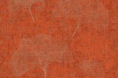 32265-1 cikkszámú tapéta.Különleges felületű,természeti mintás,narancs-terrakotta,piros-bordó,szürke,vajszín,súrolható,illesztés mentes,vlies tapéta