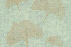 32265-2 cikkszámú tapéta.Különleges felületű,különleges motívumos,természeti mintás,arany,kék,szürke,zöld,súrolható,illesztés mentes,vlies tapéta