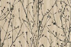 32713-3 cikkszámú tapéta.Különleges felületű,különleges motívumos,barna,bézs-drapp,fekete,súrolható,vlies tapéta