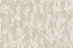 32717-3 cikkszámú tapéta.Természeti mintás,virágmintás,bézs-drapp,fehér,vajszín,súrolható,illesztés mentes,vlies tapéta