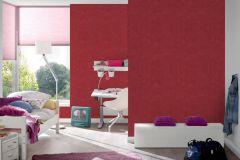 7584-53 cikkszámú tapéta.Egyszínű,piros-bordó,gyengén mosható,illesztés mentes,papír tapéta