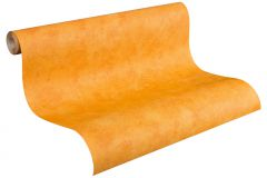 7588-28 cikkszámú tapéta.Egyszínű,narancs-terrakotta,gyengén mosható,illesztés mentes,papír tapéta