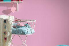 8981-11 cikkszámú tapéta.Egyszínű,pink-rózsaszín,gyengén mosható,illesztés mentes,papír tapéta