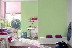 35834-3 cikkszámú tapéta.Egyszínű,különleges felületű,zöld,lemosható,illesztés mentes,vlies tapéta