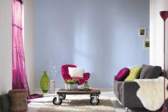35834-5 cikkszámú tapéta.Egyszínű,különleges felületű,kék,lemosható,illesztés mentes,vlies tapéta