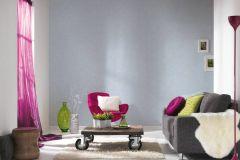 7587-81 cikkszámú tapéta.Egyszínű,különleges felületű,kék,gyengén mosható,illesztés mentes,papír tapéta