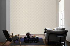 34492-3 cikkszámú tapéta.Barokk-klasszikus,különleges felületű,textil hatású,virágmintás,bézs-drapp,súrolható,vlies tapéta