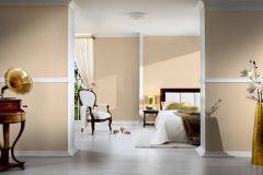 34502-1 cikkszámú tapéta.Dekor,egyszínű,gyerek,különleges felületű,textilmintás,narancs-terrakotta,súrolható,illesztés mentes,vlies tapéta