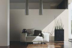 34503-2 cikkszámú tapéta.Csíkos,dekor,egyszínű,különleges felületű,textil hatású,bézs-drapp,súrolható,illesztés mentes,vlies tapéta