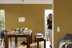 2211-86 cikkszámú tapéta.Egyszínű,barna,lemosható,illesztés mentes,vlies tapéta
