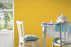 3462-61 cikkszámú tapéta.Egyszínű,sárga,súrolható,illesztés mentes,vlies tapéta