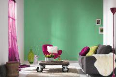 3465-37 cikkszámú tapéta.Egyszínű,zöld,súrolható,illesztés mentes,vlies tapéta