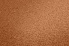 37521-4 cikkszámú tapéta.Egyszínű,narancs-terrakotta,lemosható,illesztés mentes,vlies tapéta