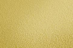 37527-4 cikkszámú tapéta.Egyszínű,sárga,súrolható,illesztés mentes,vlies tapéta