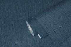 37952-1 cikkszámú tapéta.Egyszínű,textil hatású,textilmintás,kék,türkiz,súrolható,illesztés mentes,vlies tapéta
