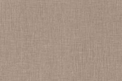 37952-6 cikkszámú tapéta.Egyszínű,textil hatású,textilmintás,barna,súrolható,illesztés mentes,vlies tapéta