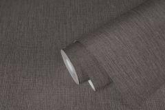 37952-7 cikkszámú tapéta.Egyszínű,textil hatású,szürke,súrolható,illesztés mentes,vlies tapéta