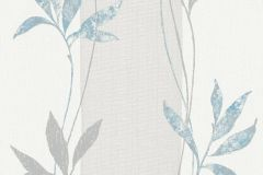 32654-3 cikkszámú tapéta.Metál-fényes,természeti mintás,virágmintás,fehér,kék,szürke,lemosható,illesztés mentes,vlies tapéta