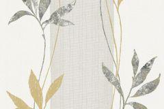 32654-4 cikkszámú tapéta.Természeti mintás,virágmintás,barna,fehér,szürke,lemosható,illesztés mentes,vlies tapéta