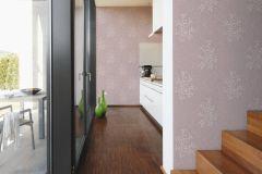 36082-2 cikkszámú tapéta.Különleges felületű,természeti mintás,pink-rózsaszín,lemosható,vlies tapéta