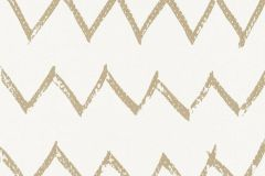 36574-4 cikkszámú tapéta.Absztrakt,csillámos,különleges felületű,arany,fehér,lemosható,vlies tapéta