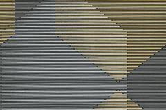 31997-4 cikkszámú tapéta.3d hatású,absztrakt,geometriai mintás,különleges felületű,metál-fényes,retro,arany,fekete,sárga,szürke,lemosható,vlies tapéta
