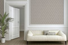 36502-2 cikkszámú tapéta.Különleges felületű,különleges motívumos,barna,szürke,lemosható,vlies tapéta