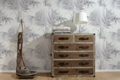 36505-4 cikkszámú tapéta.Különleges felületű,természeti mintás,szürke,lemosható,vlies tapéta