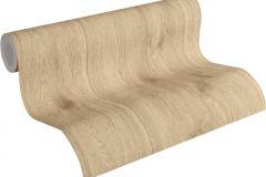 30043-4 cikkszámú tapéta.Fa hatású-fa mintás,barna,bézs-drapp,súrolható,illesztés mentes,vlies tapéta